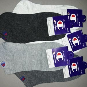 Champion Underwear & Socks - 5 pairs of Champion Socks